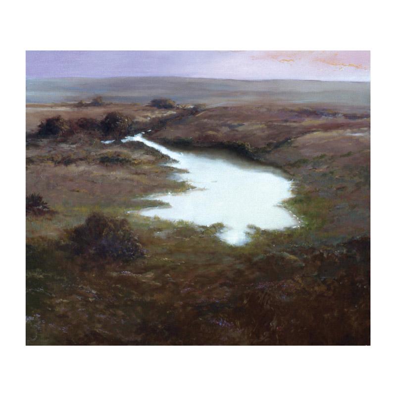 rashid al khalifa artwork landscape