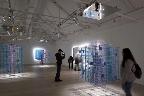 penumbra exhibition rashid al khalifa