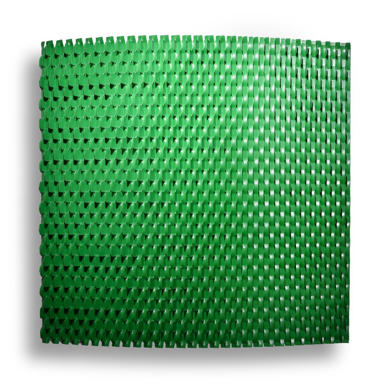 green installation rashid khalifa
