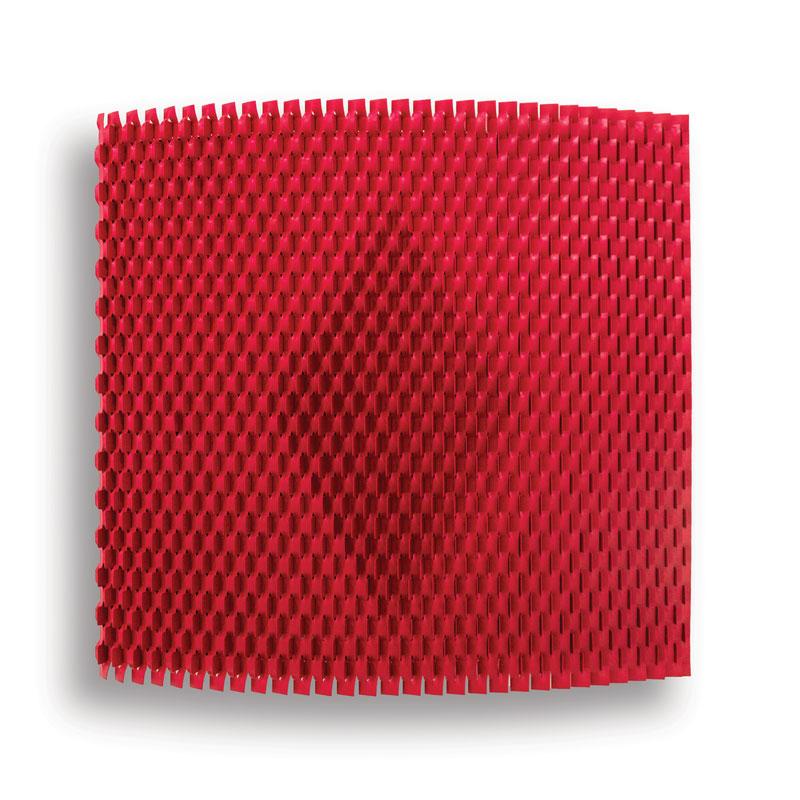 red installation rashid khalifa