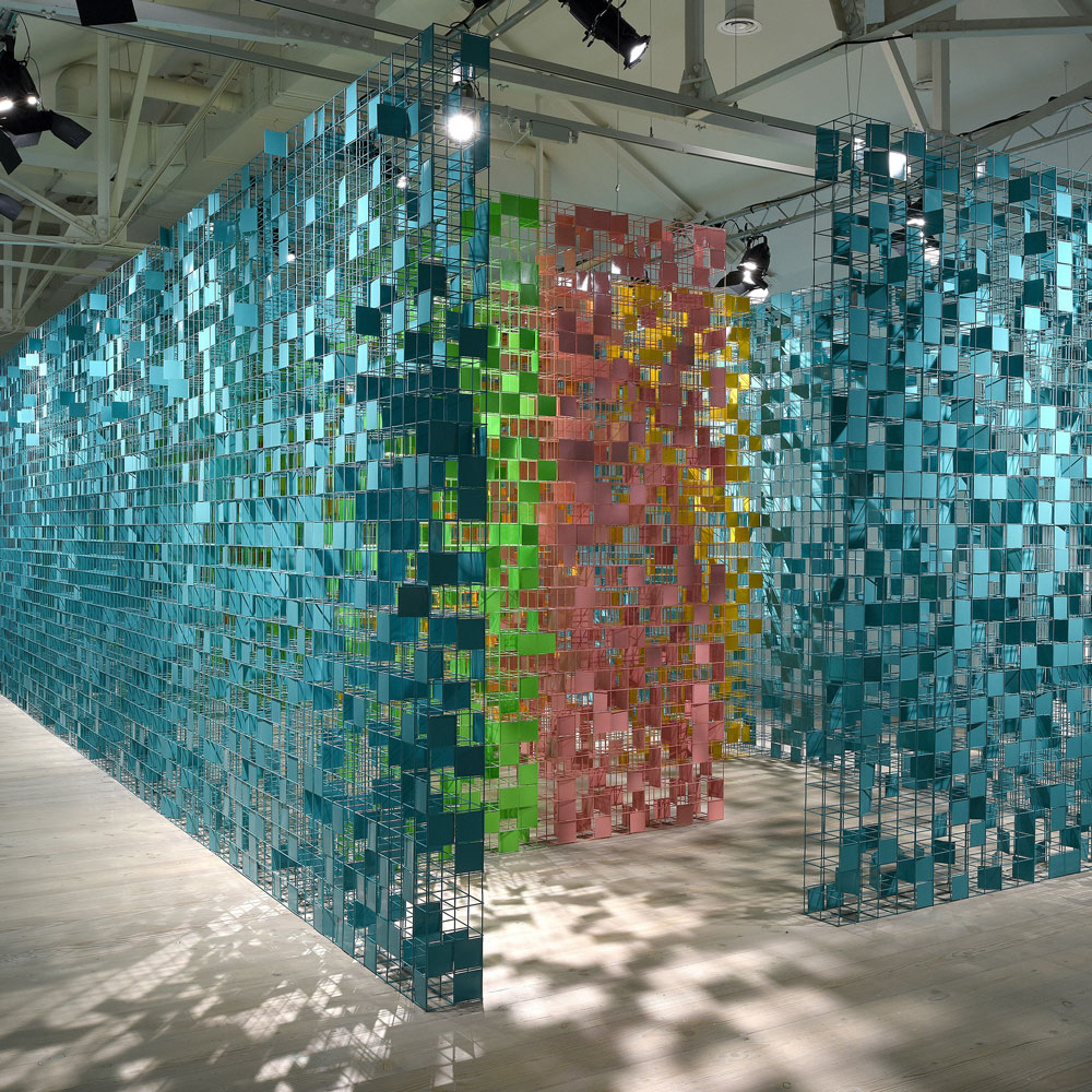 maze installation rashid khalifa