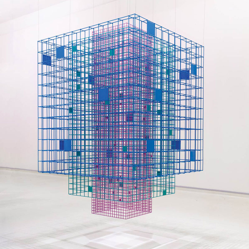 mobile column installation rashid khalifa