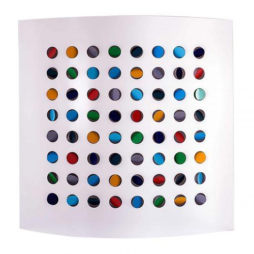 rashid al khalifa exhibition convex artwork