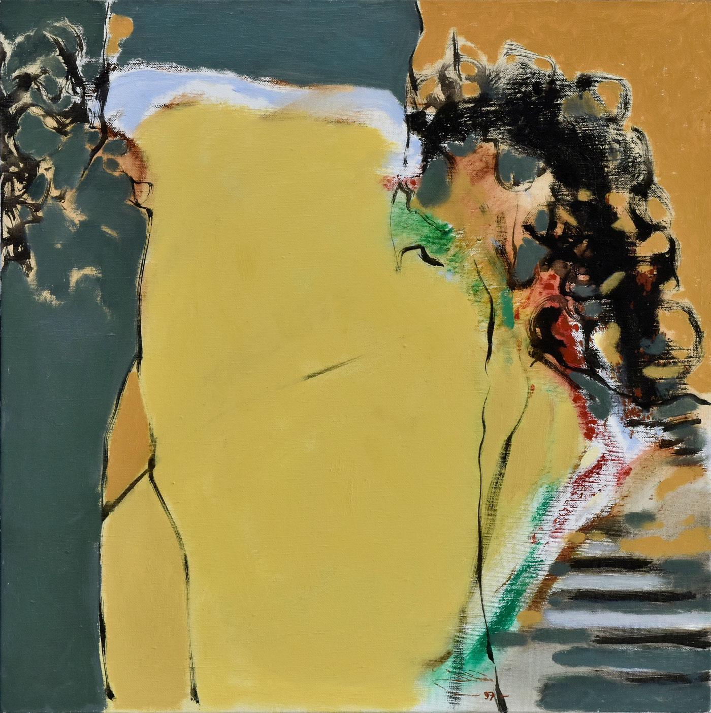 figurative-landscape-4-series rashid al khalifa