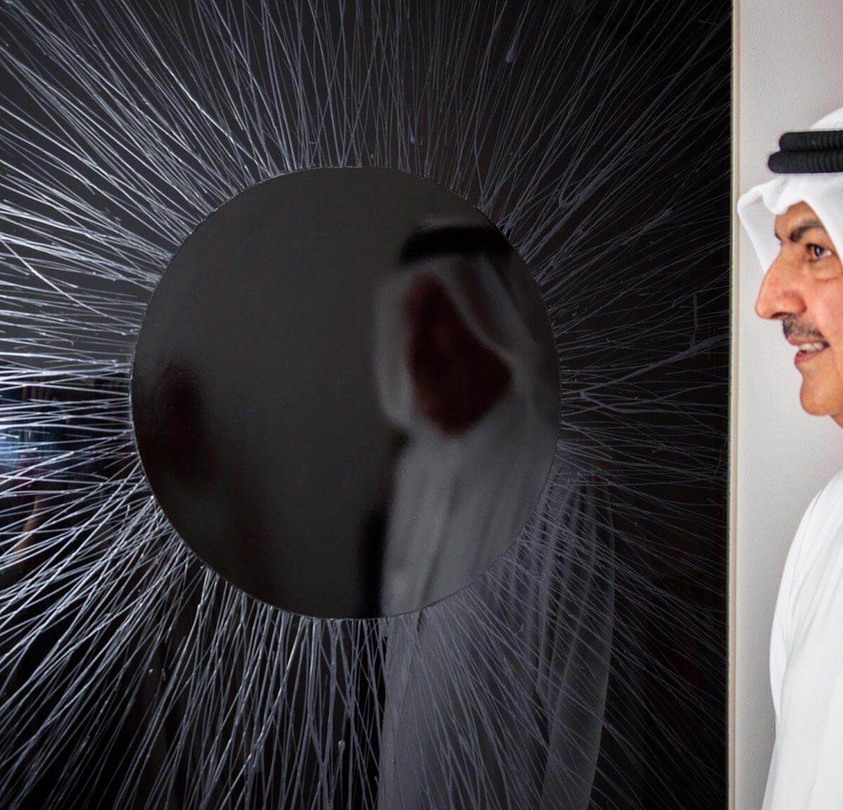 Embracing the Virtual Display: An Interview with Bahraini artist Sheikh Rashid bin Khalifa