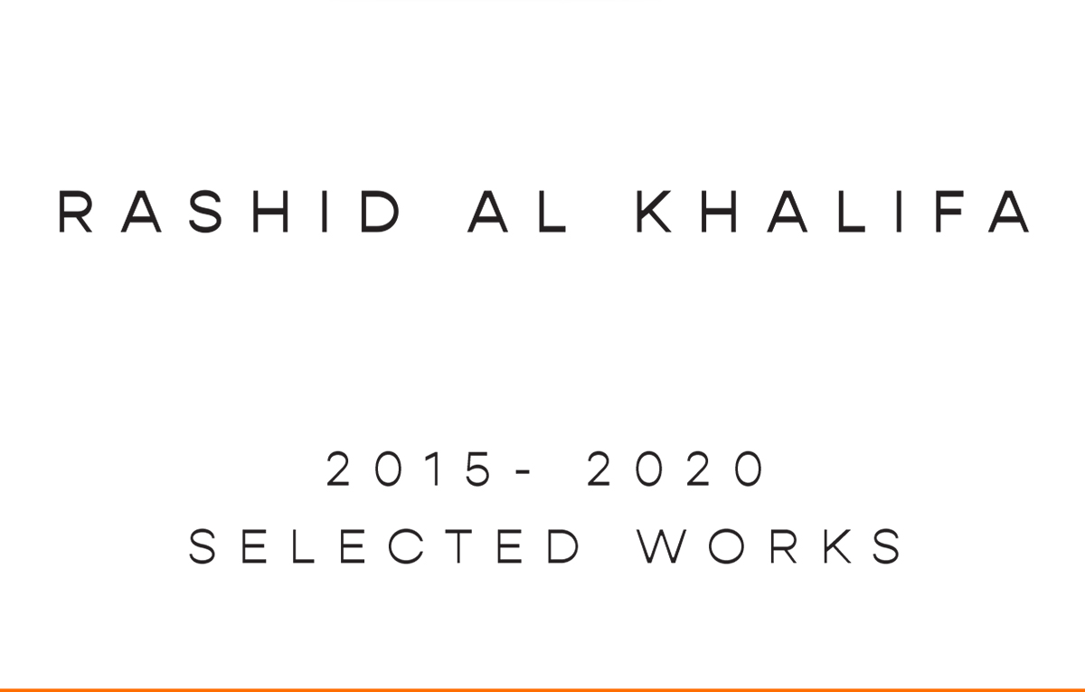 Selected Works Rashid Al Khalifa